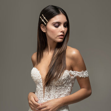 Tara Keely by Lazaro Style 22006 Regina Bridal Gown