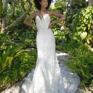Tara Keely Style Phoebe 22151 Bridal Gown
