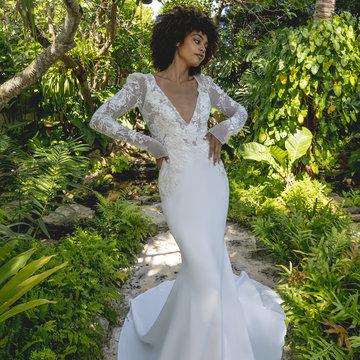 Tara Keely Style Thalia 22152 Bridal Gown