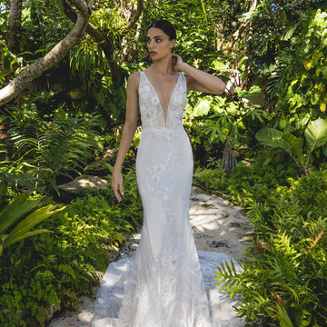 Tara Keely Style Anthea 22154 Bridal Gown