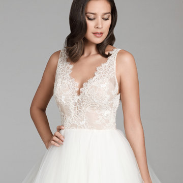 Tara Keely by Lazaro Style 2800 Bridal Gown