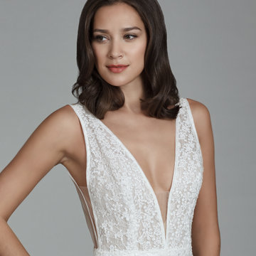 Tara Keely by Lazaro Style 2803 Bridal Gown
