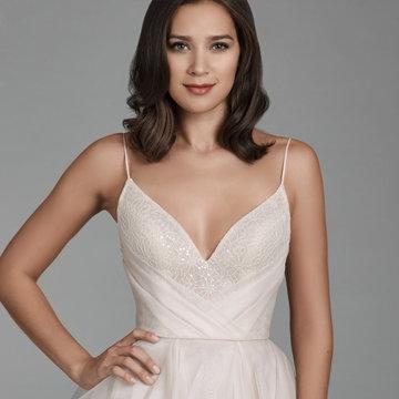 Tara Keely by Lazaro Style 2805 Bridal Gown