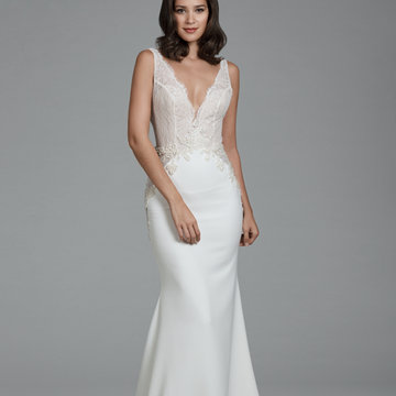 Tara Keely by Lazaro Style 2806 Bridal Gown
