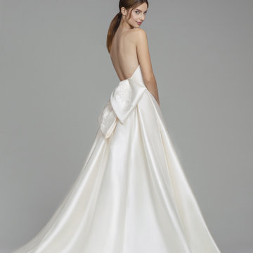 Tara Keely by Lazaro Style 2861 Carolina Bridal Gown