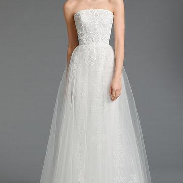 Tara Keely by Lazaro Style 2903 Kiara Bridal Gown