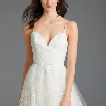 Tara Keely by Lazaro Style 2907 Sol Bridal Gown