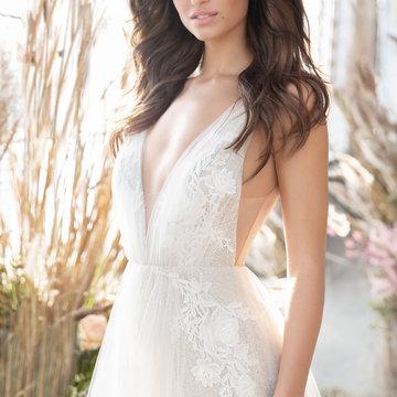 Tara Keely by Lazaro Style 2908 Alessandra Bridal Gown