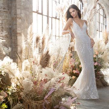 Tara Keely by Lazaro Style 2909 Sofia Bridal Gown