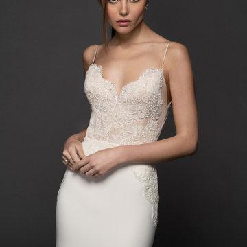 Tara Keely by Lazaro Style 2951 Lola Bridal Gown