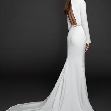 Tara Keely by Lazaro Style 2954 Katia Bridal Gown