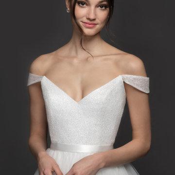 Tara Keely by Lazaro Style 2958 Valentina Bridal Gown