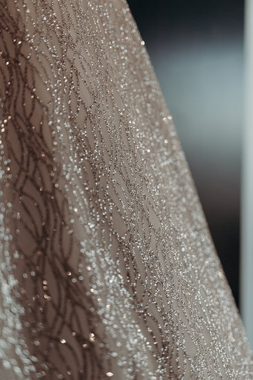 Harris Wedding Dress Details