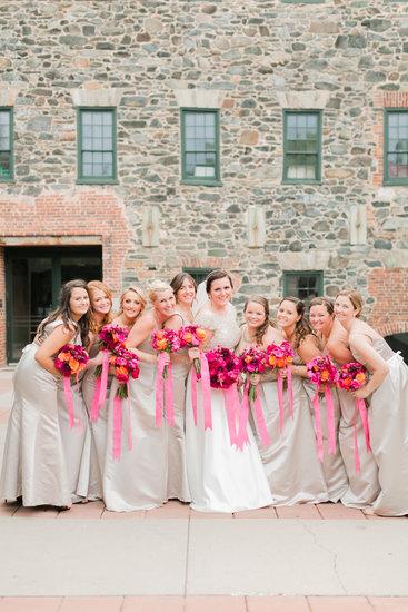 Bridesmaids Reception