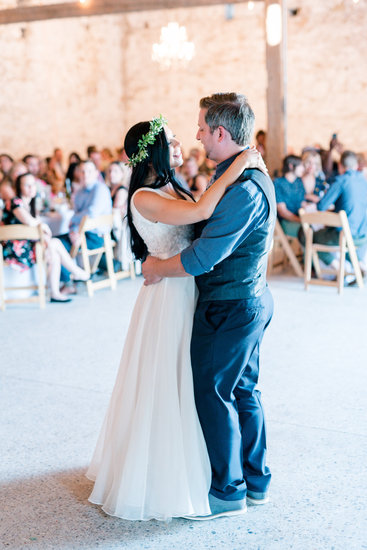 First Dance to some Guns n Roses :)
