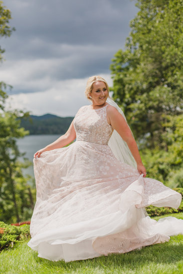 Hayley Paige Reagan Gown