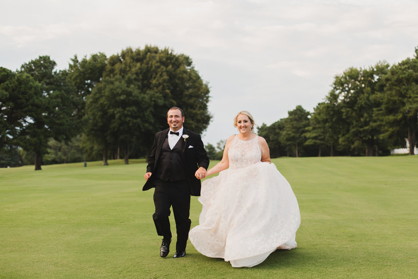 Summer Golf Course Weddings