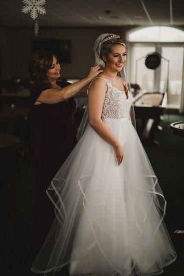 hayley paige bride