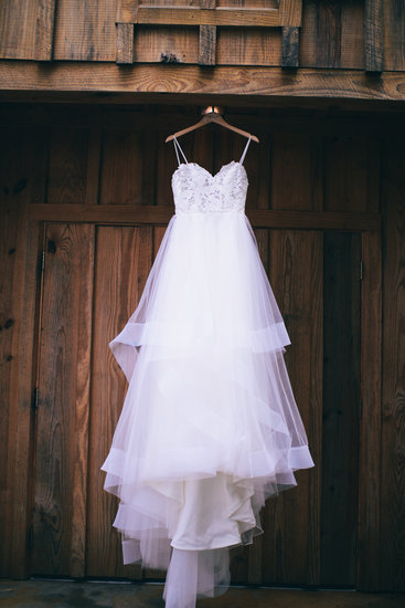Blush by Hayley Paige Dayton Gown