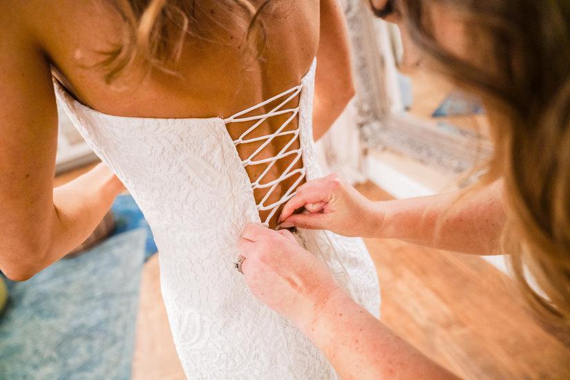 Tiadora corset