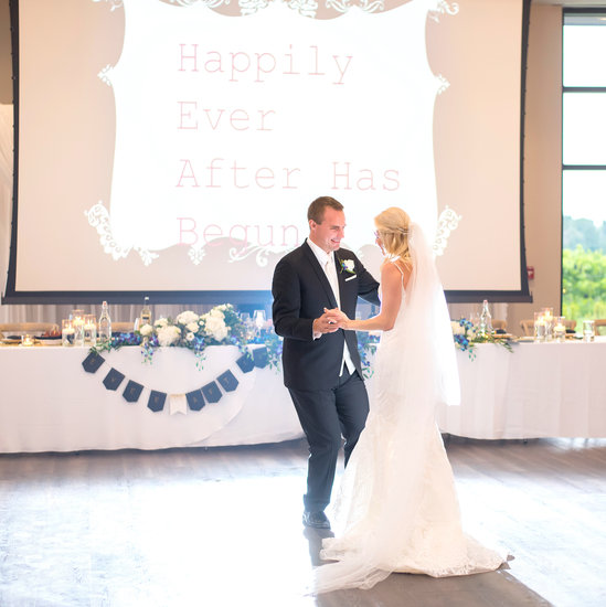 Bride & Groom Happily Ever After First Dance