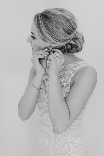 Lazaro Style 3651 Real Bride