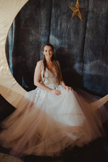 Leah Gown, Beach Wedding, New Jersey Weddings, DIY