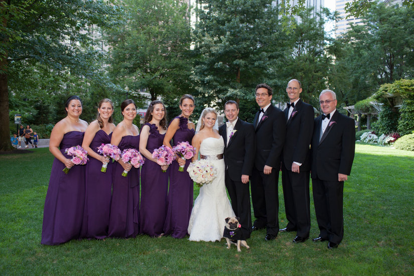 Wedding Party Photography: Bob And Mindy