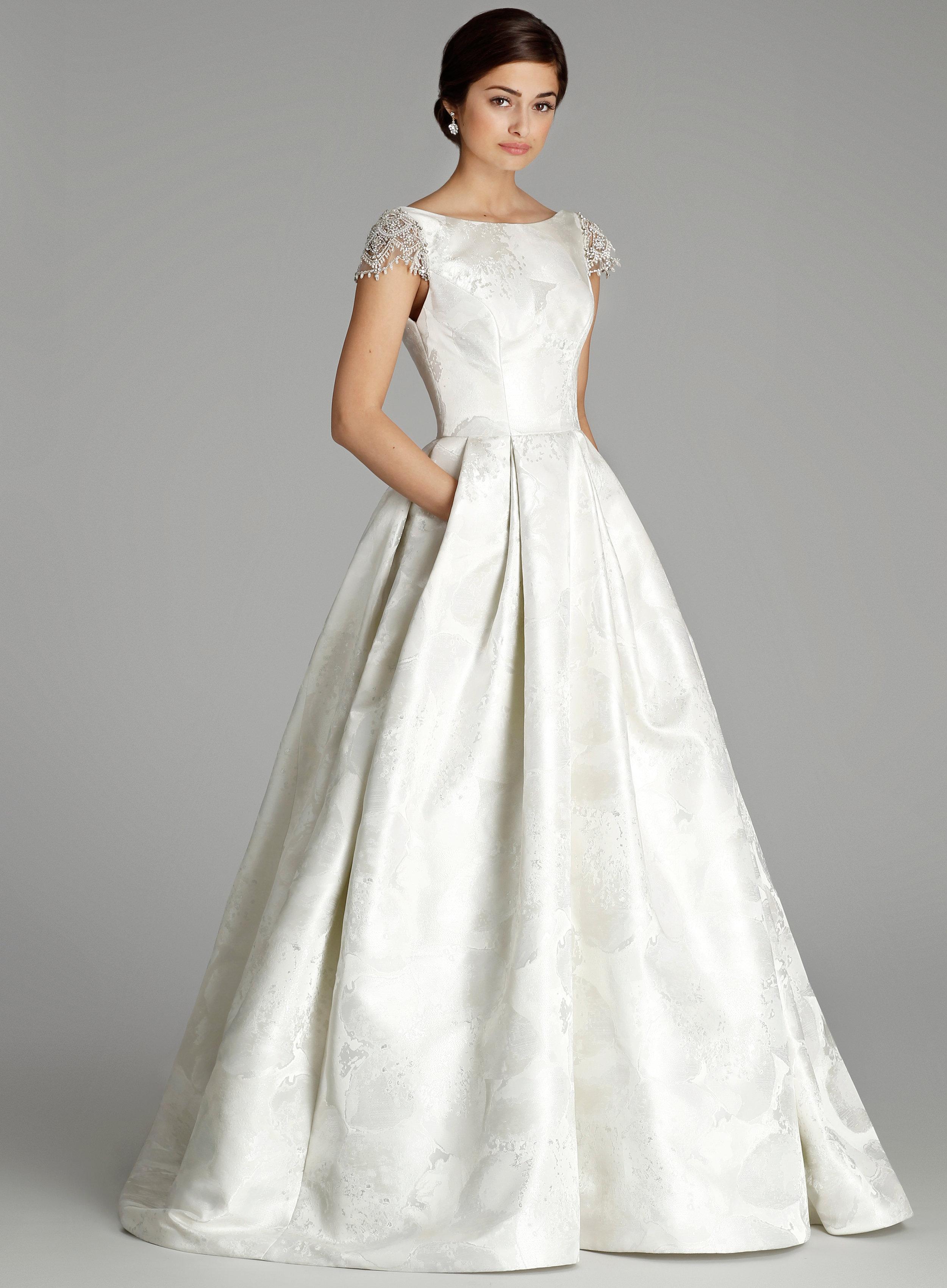 Alvina Valenta Style 9658 Bridal Gown
