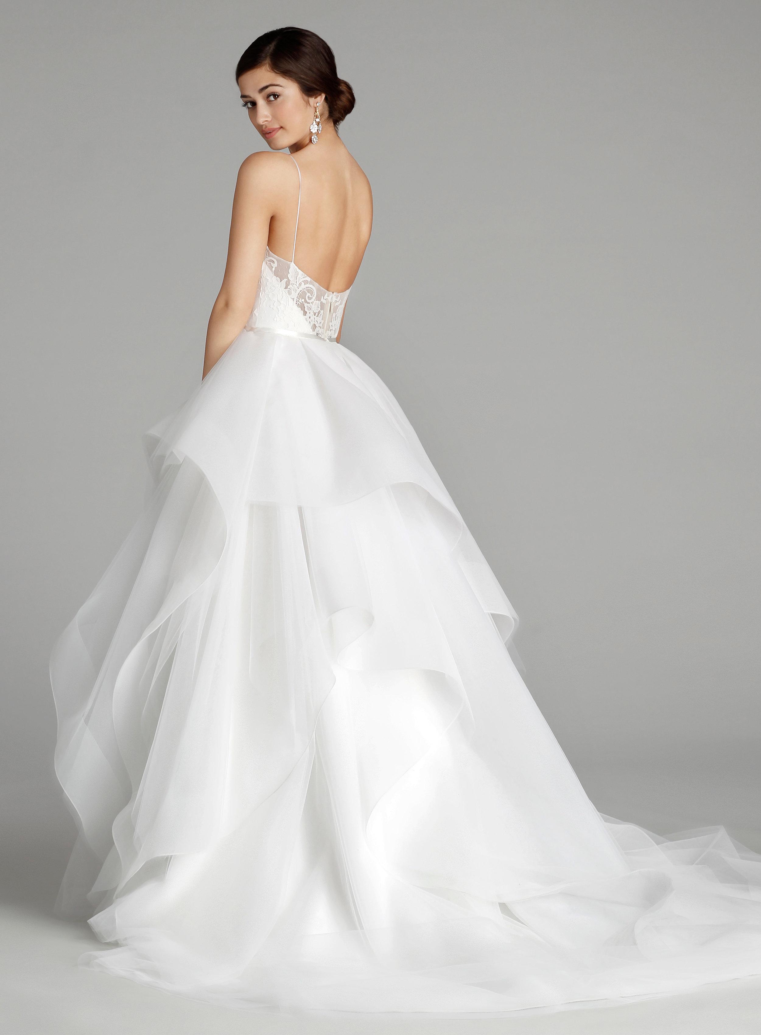 Alvina Valenta Style 9659 Bridal Gown