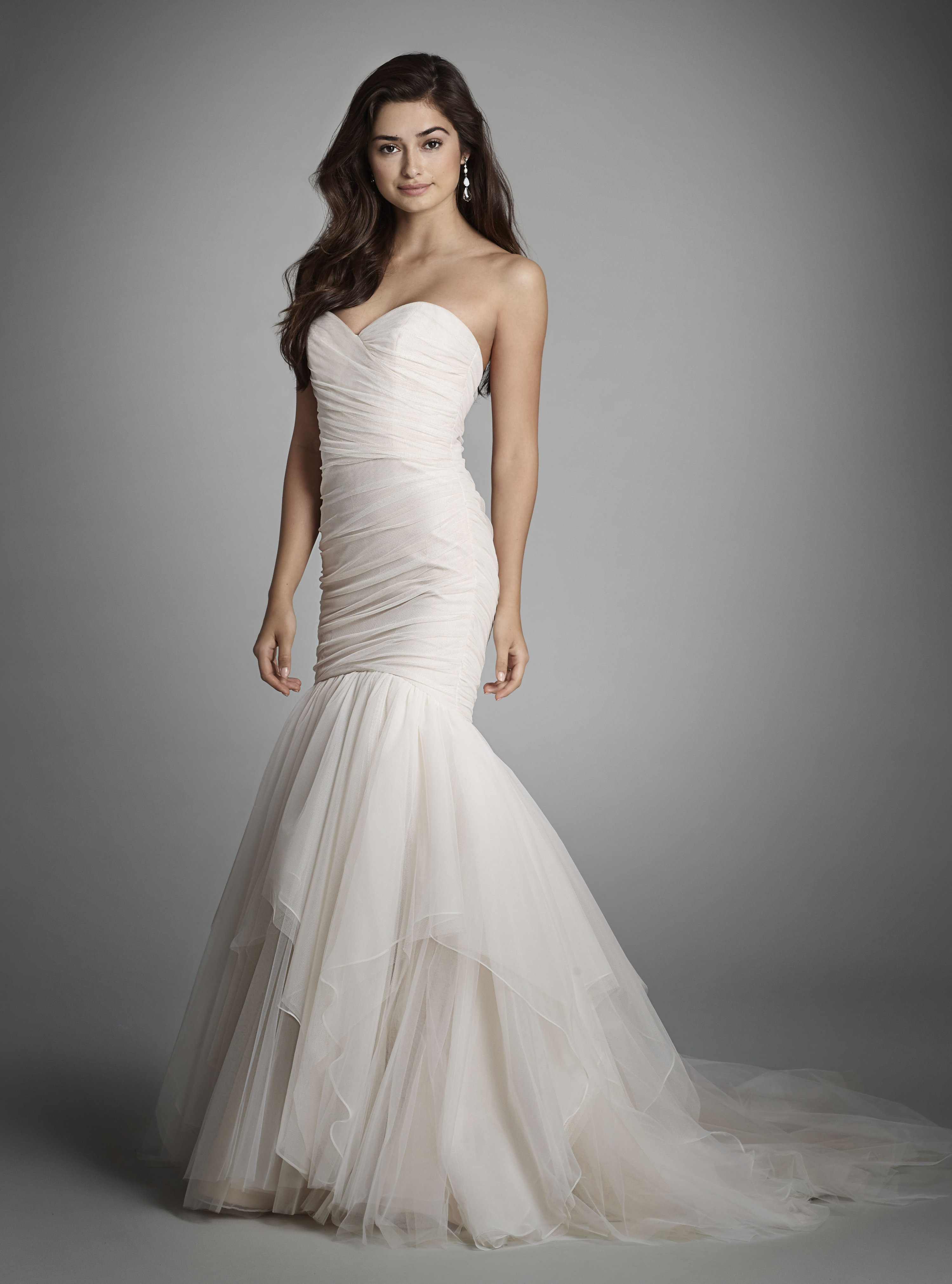 Bridal Gowns and Wedding Dresses by JLM Couture - Style 9706