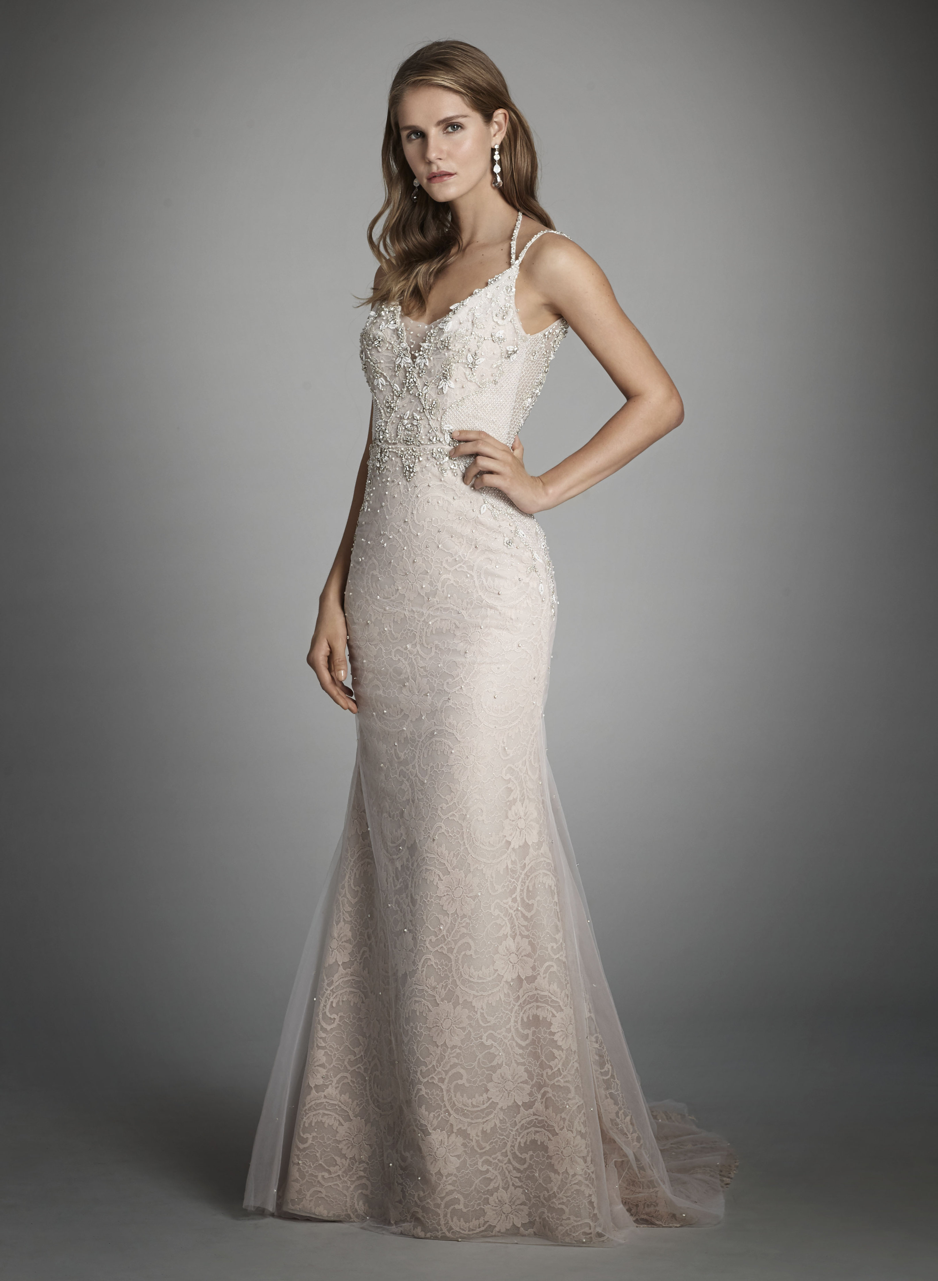 Bridal Gowns and Wedding Dresses by JLM Couture - Style 9714