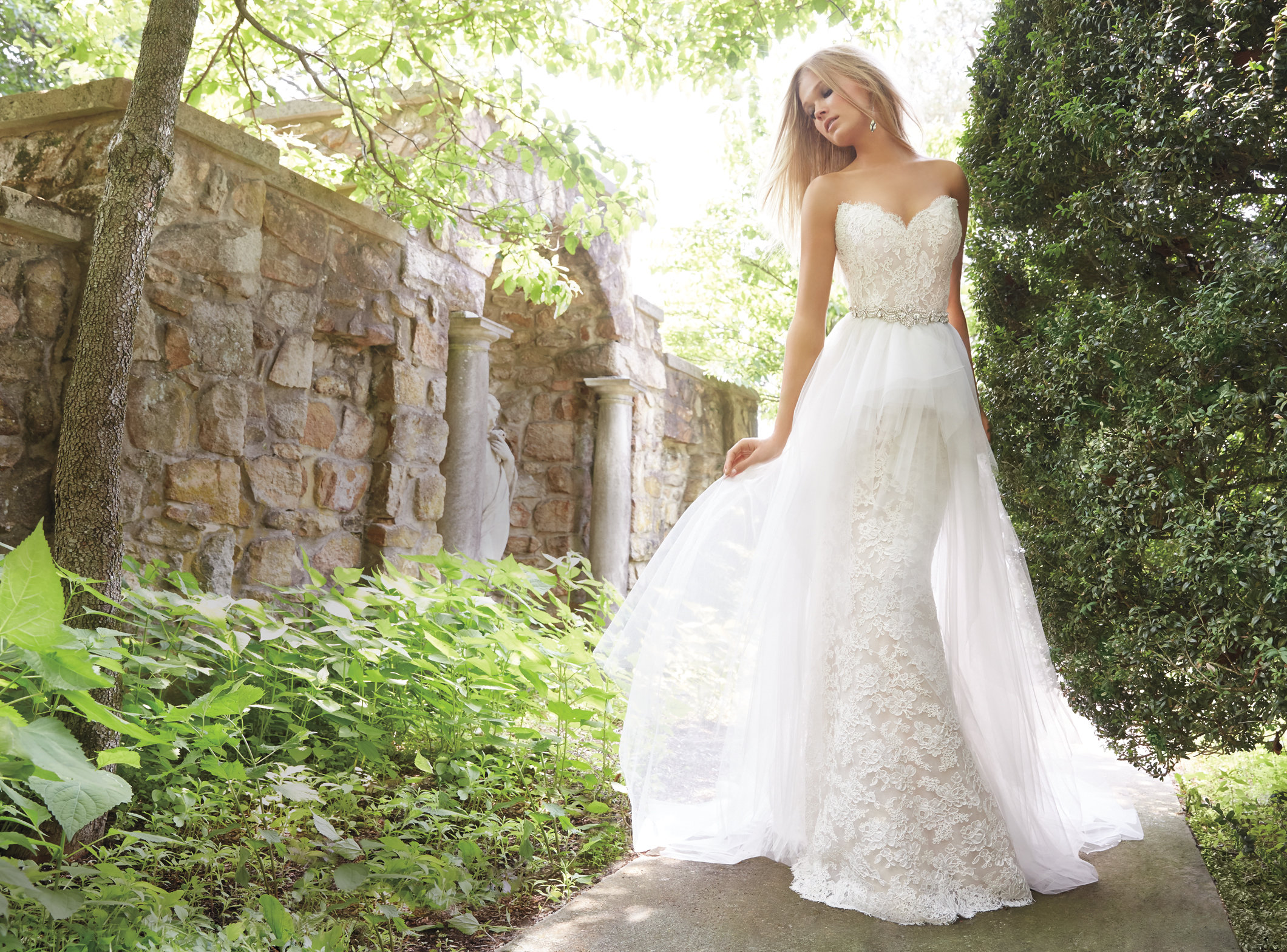 Bridal Gowns and Wedding Dresses by JLM Couture - Style 9553
