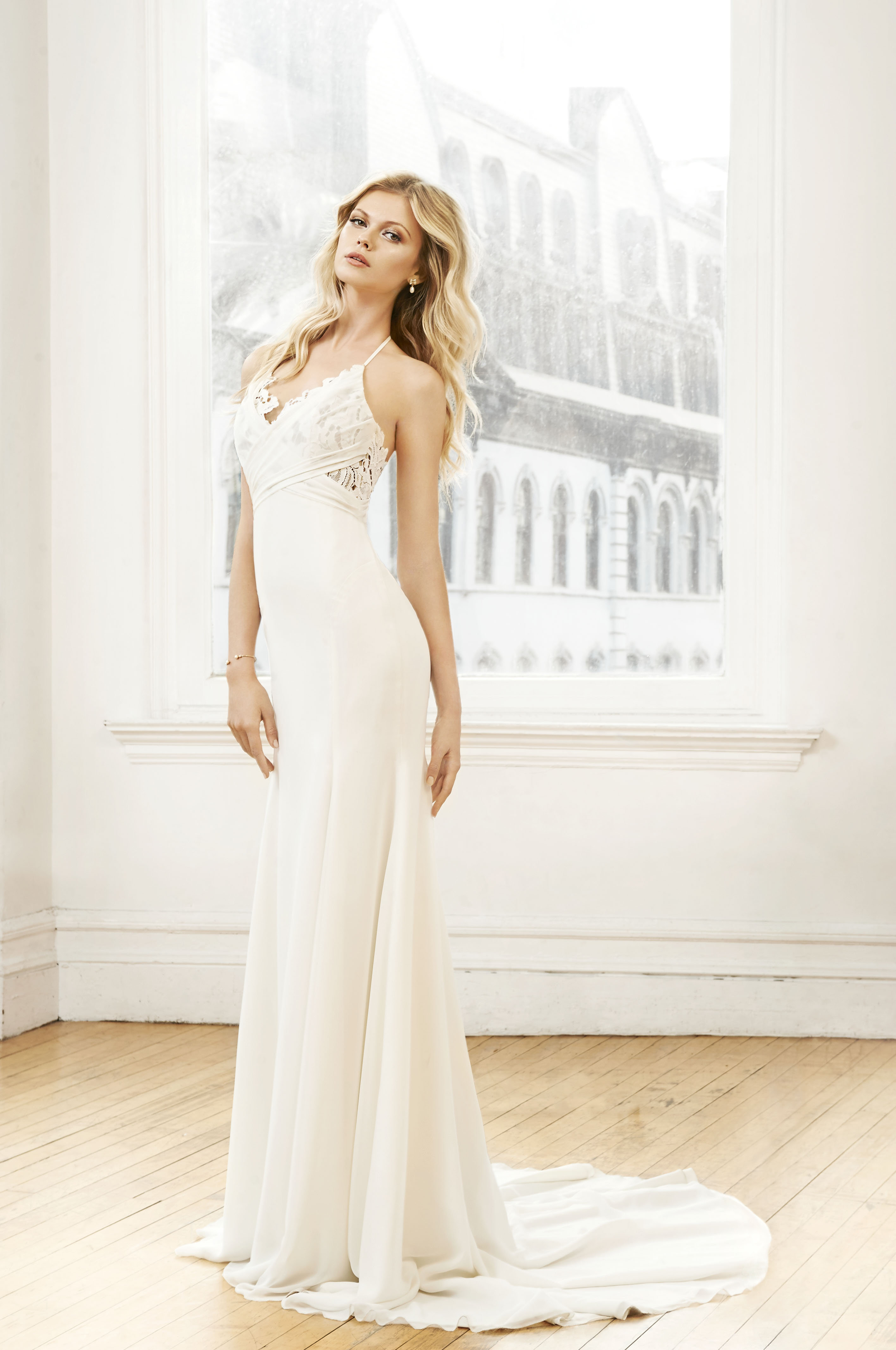 Bridal Gowns And Wedding Dresses By Jlm Couture Style 1655 Saylor