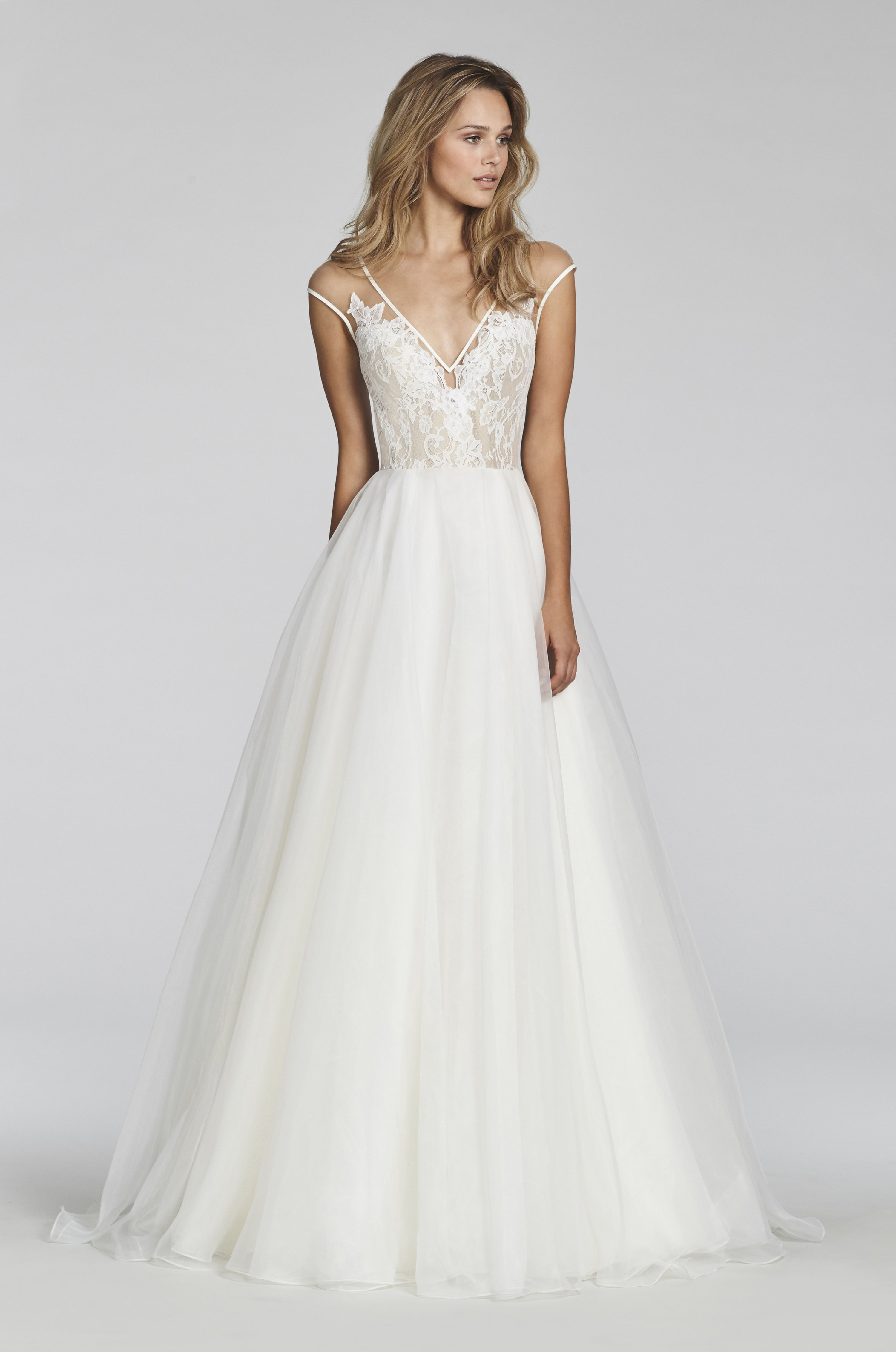4bd0934d9ecc Bridal Gowns and Wedding Dresses by JLM Couture - Style 1703 Val