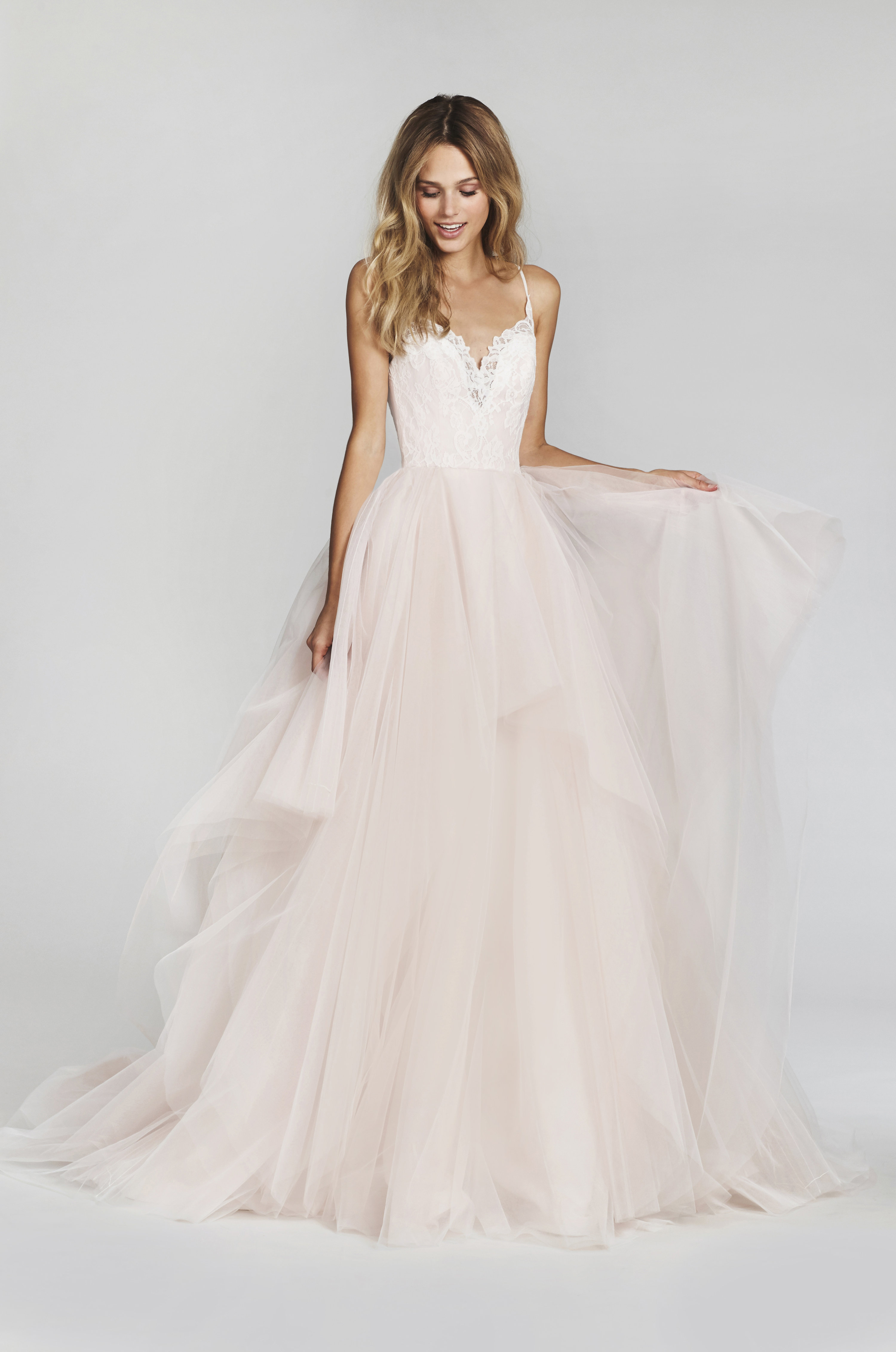 c04e69a1ca97 Blush by Hayley Paige for Jim Hjelm for RK Bridal Wedding Dresses