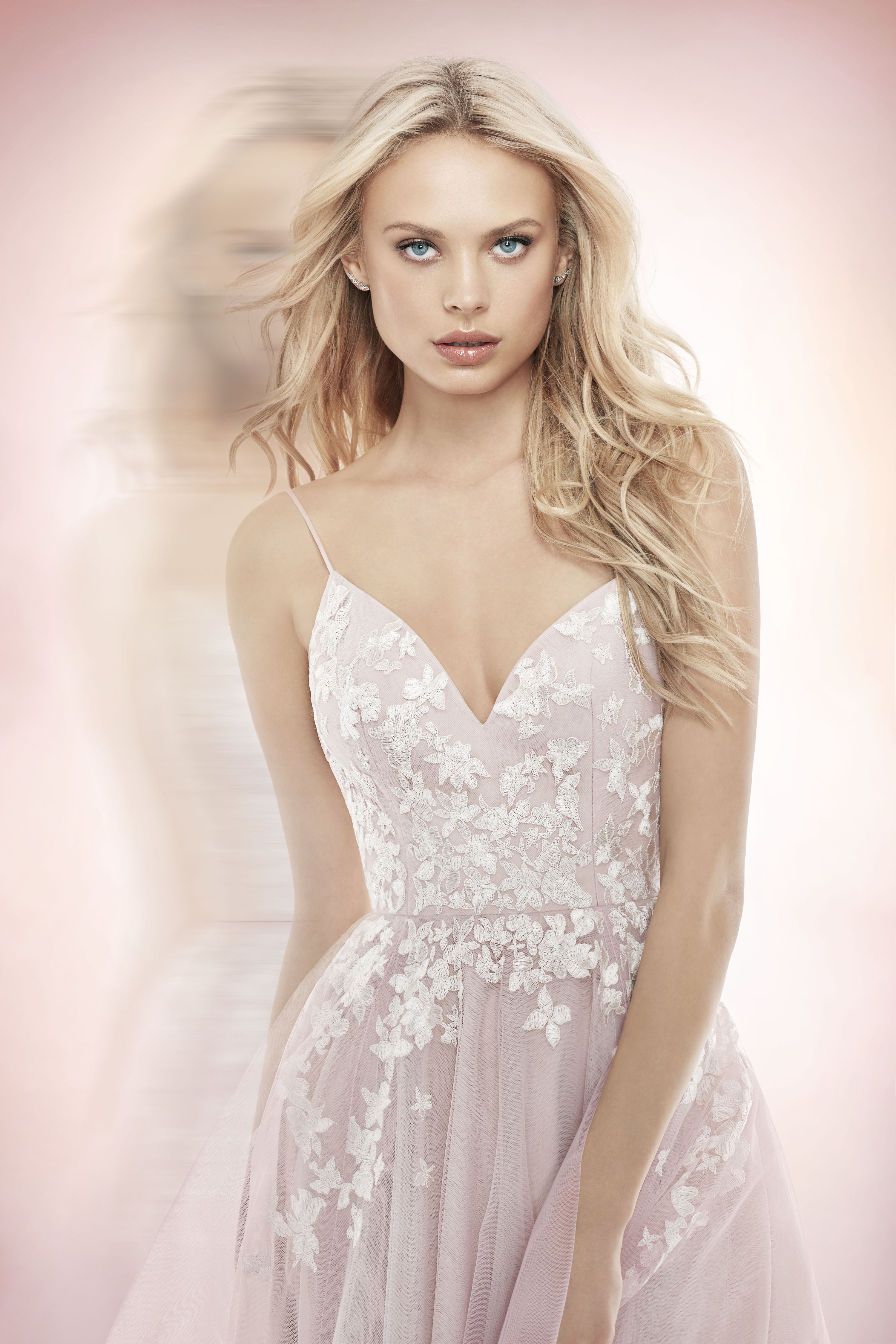Bridal Gowns and Wedding Dresses by JLM Couture - Style 1709 Denver