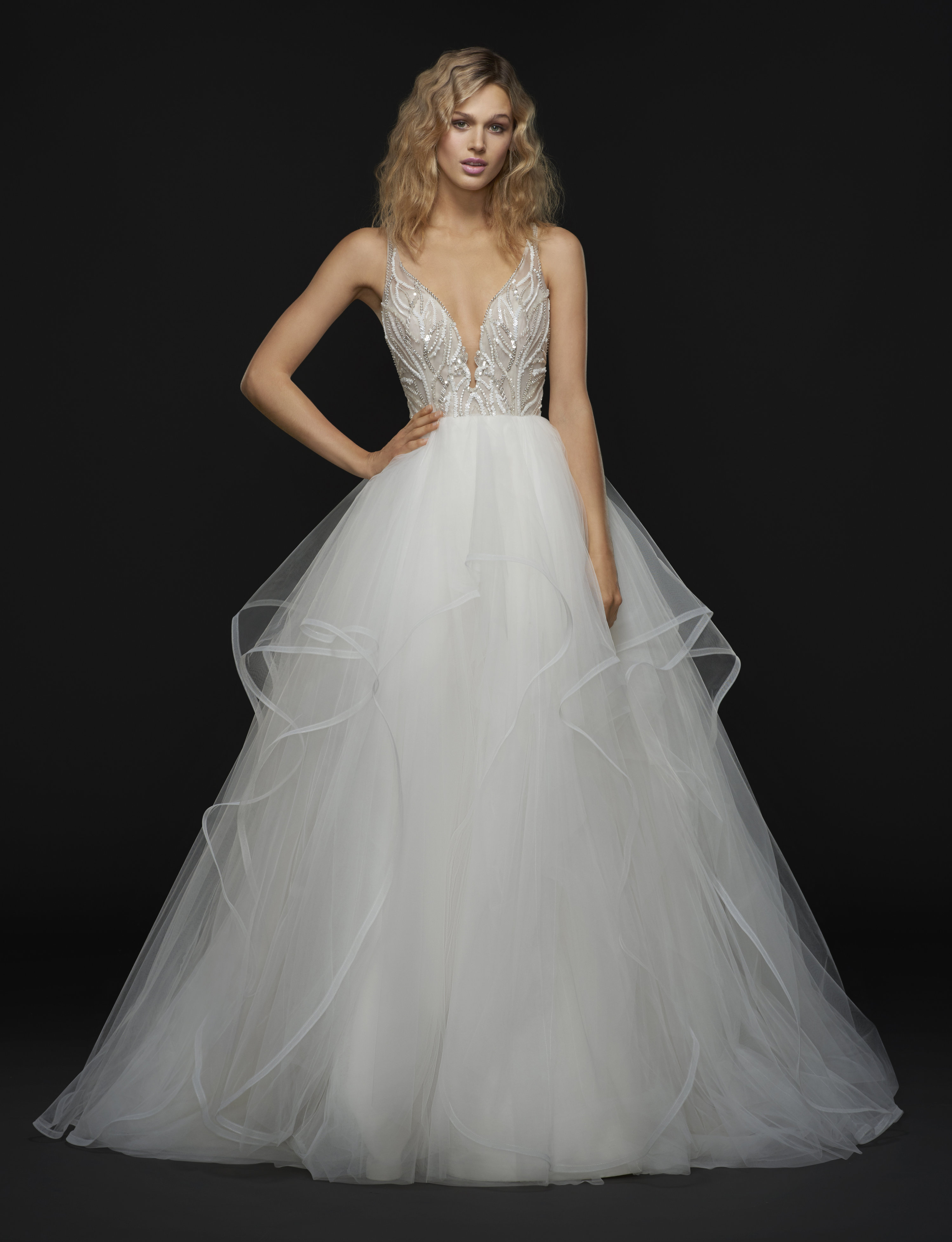 Bridal Gowns and Wedding Dresses by JLM Couture - Style 1750 Lincoln