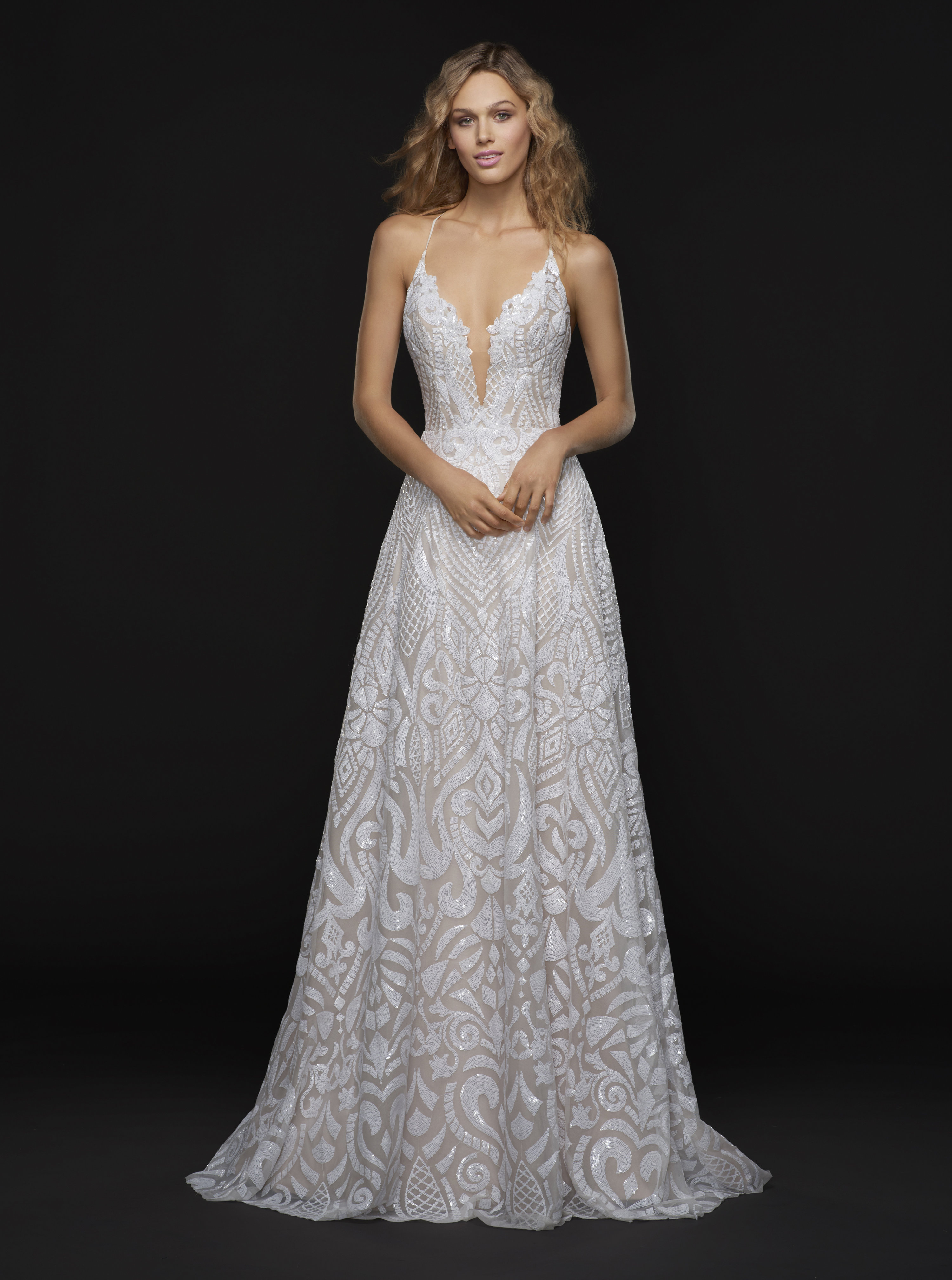 Bridal Gowns and Wedding Dresses by JLM Couture - Style 1751 Delta