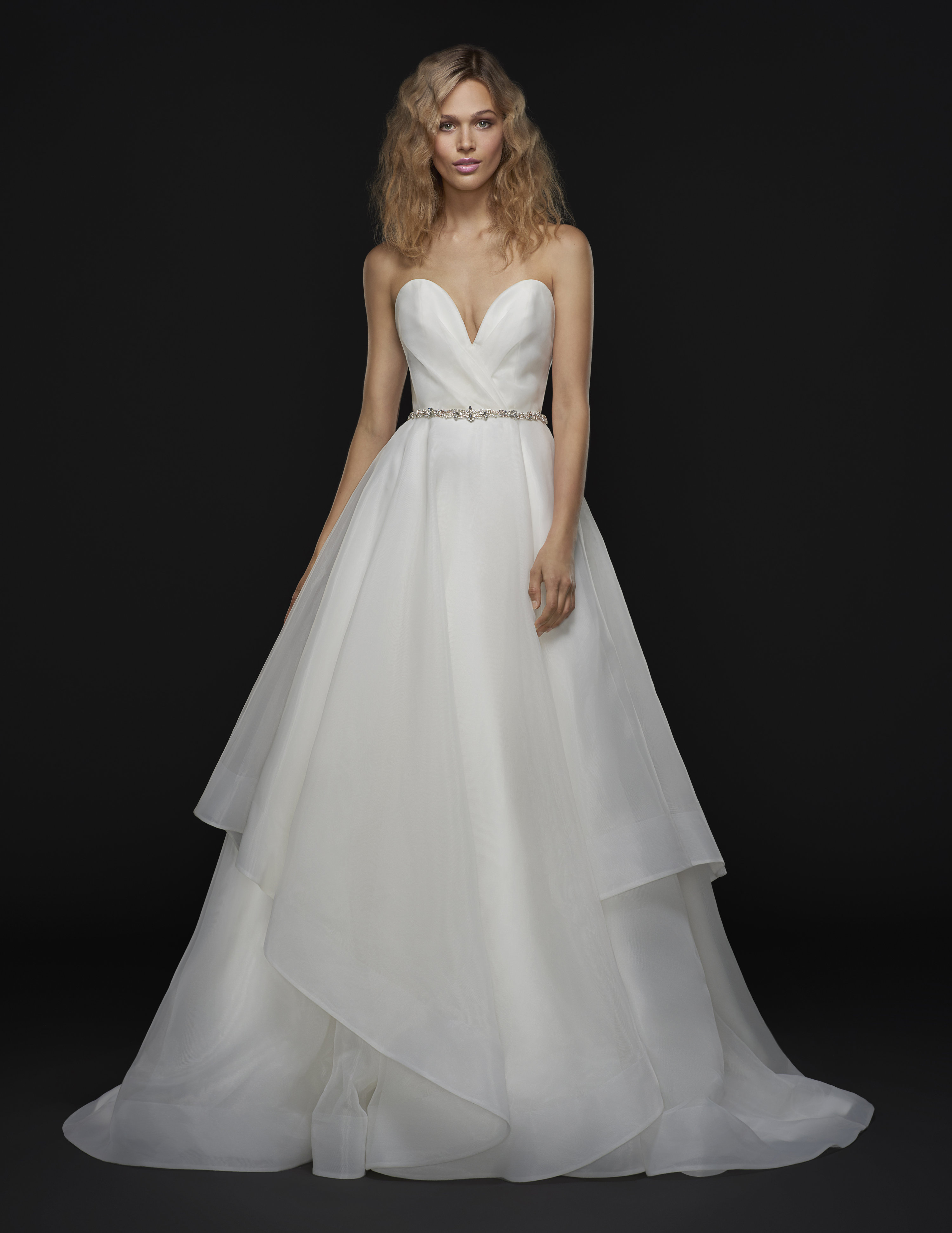 Bridal Gowns and Wedding Dresses by JLM Couture - Style 1752 Kingston