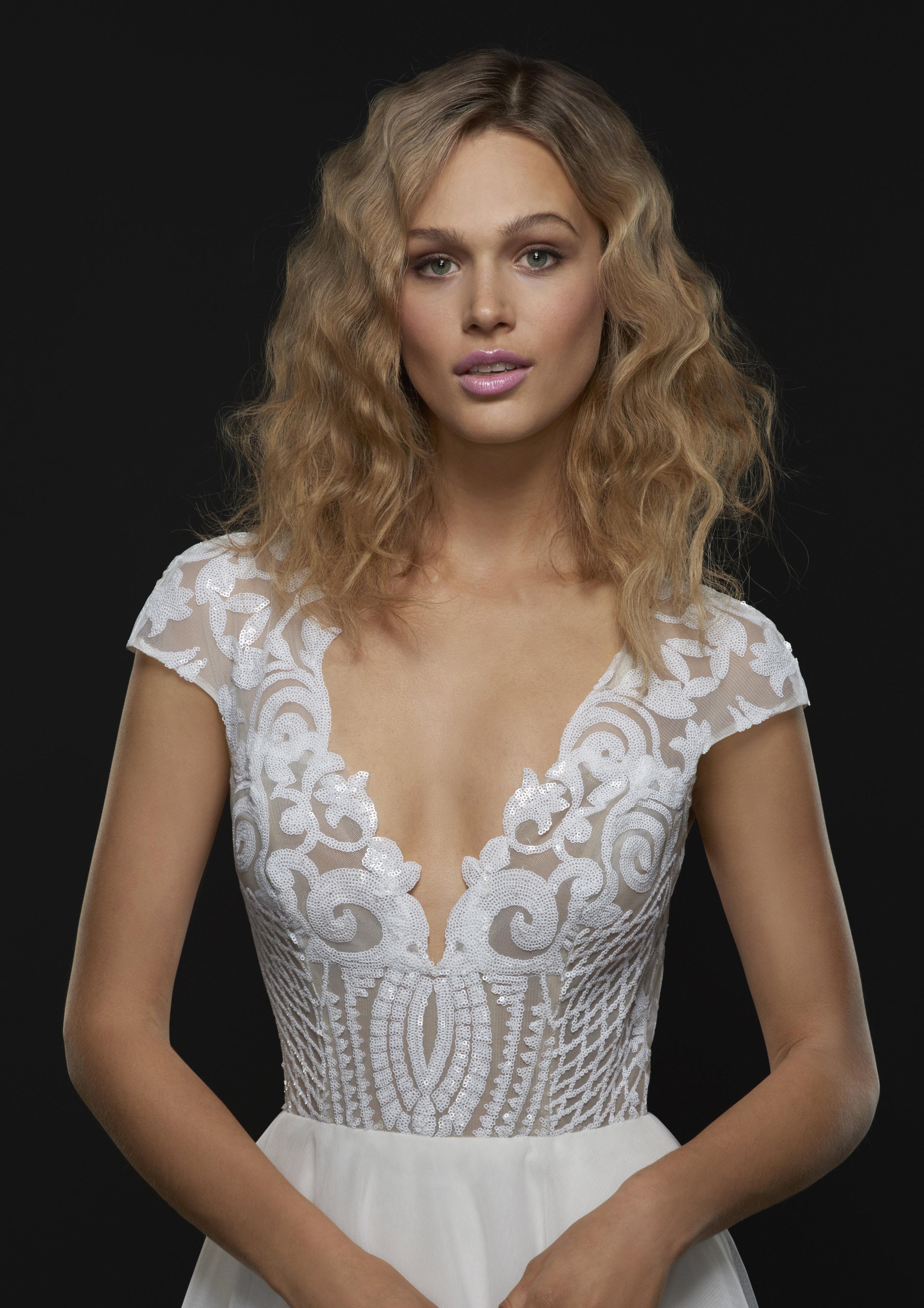 Blush by Hayley Paige Style 1753 Dakota Bridal Gown