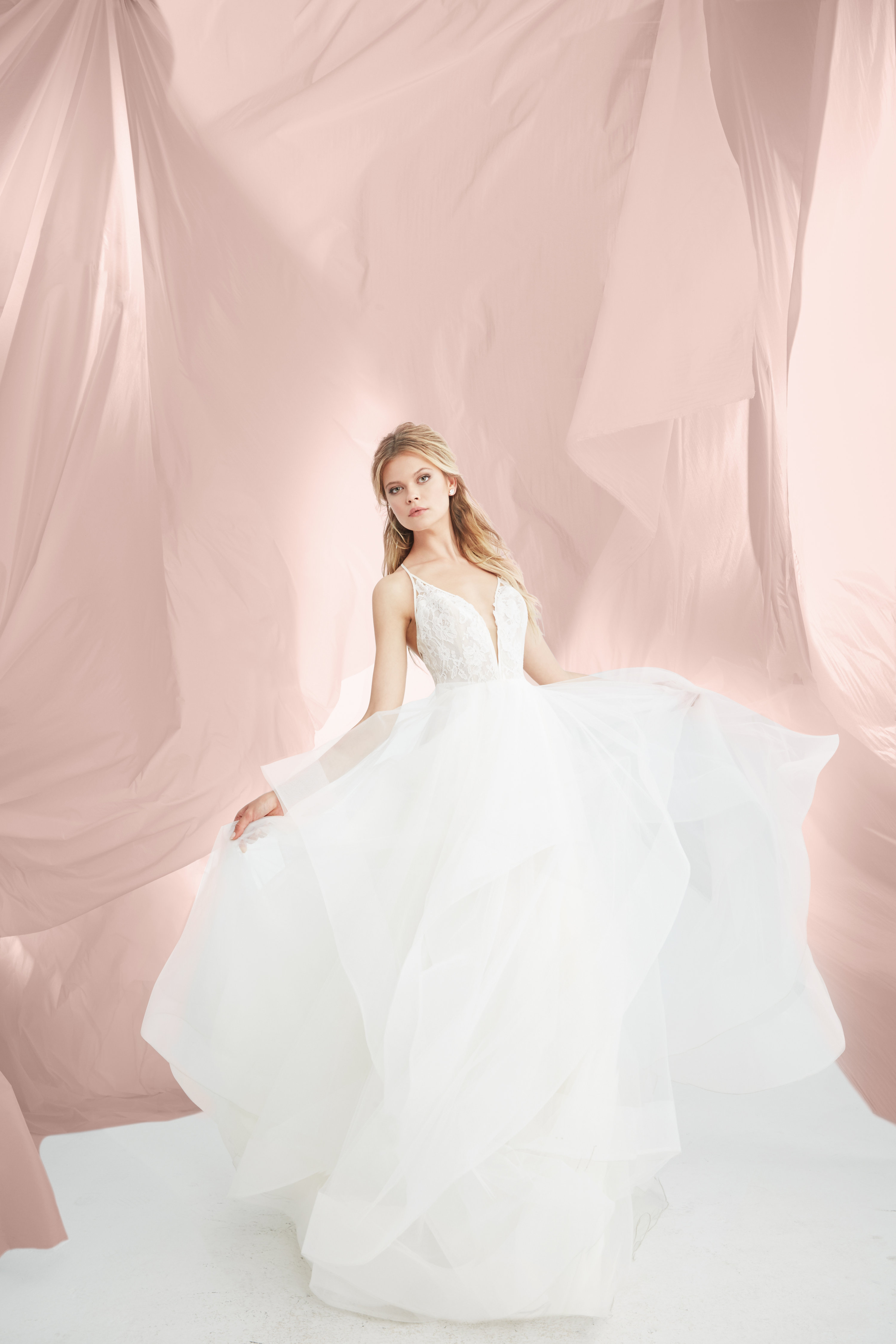 Bridal Gowns and Wedding Dresses by JLM Couture - Style 1754 Rory