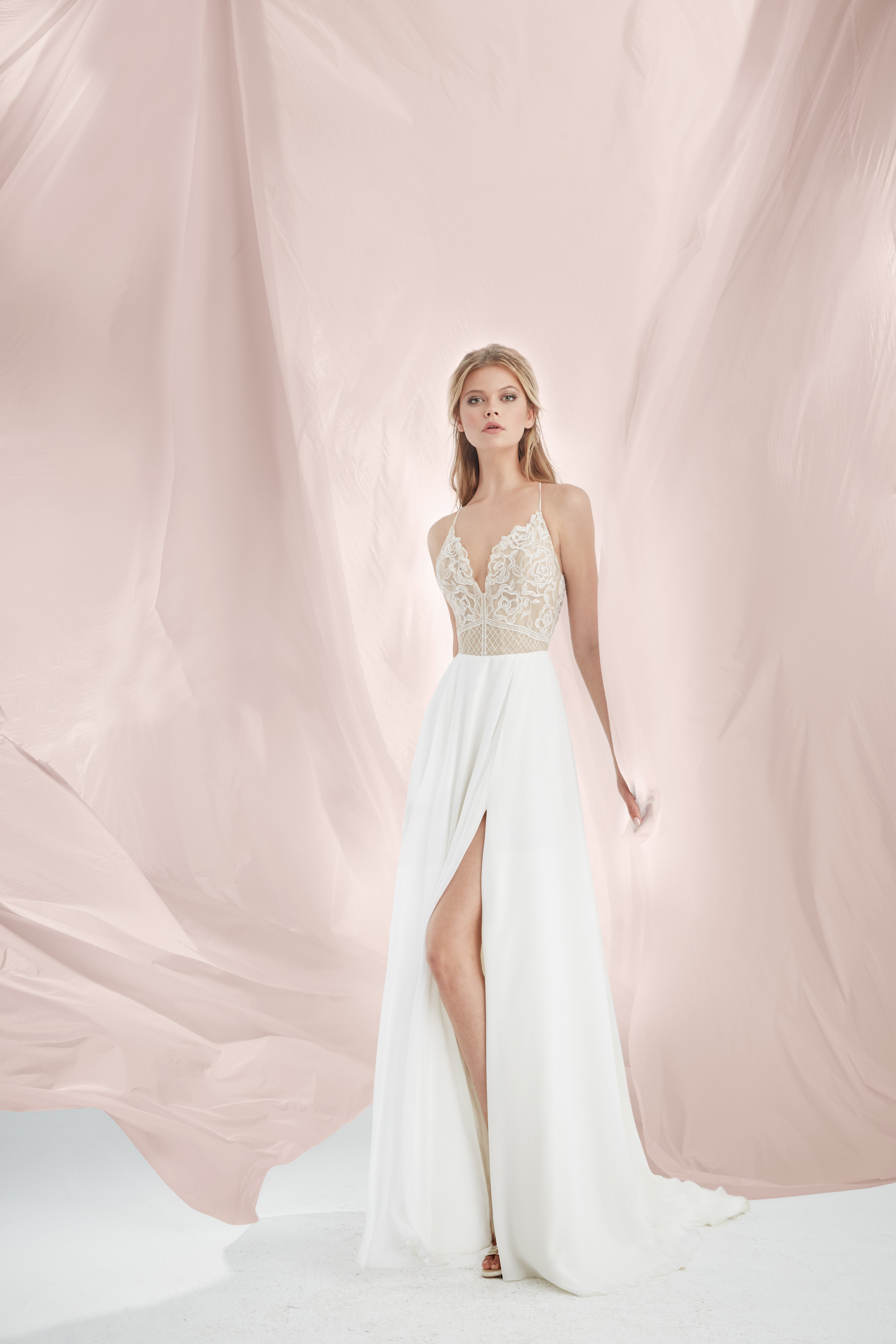 Blush Bridal Gowns