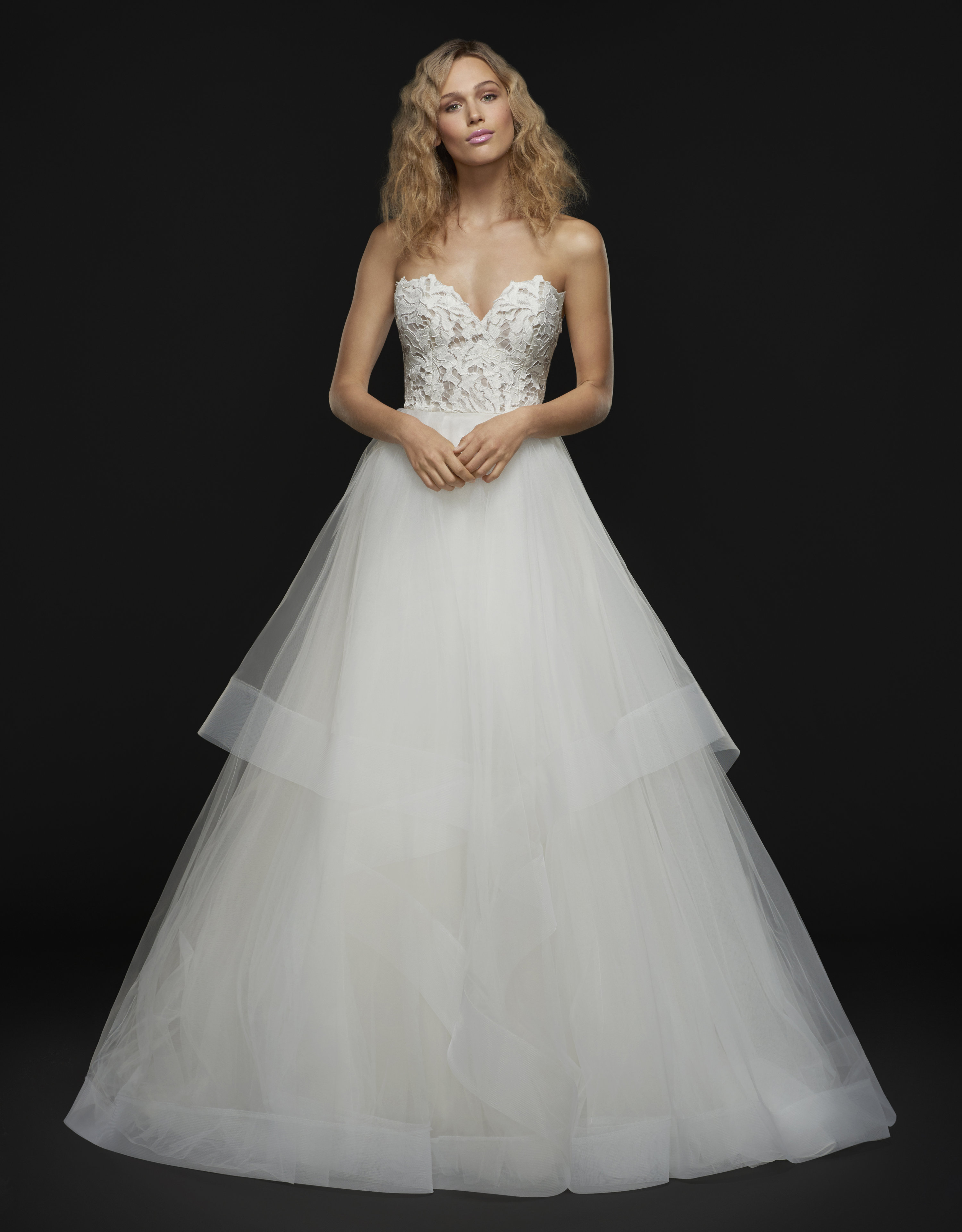 Blush by Hayley Paige Style 1760 Dayton Bridal Gown
