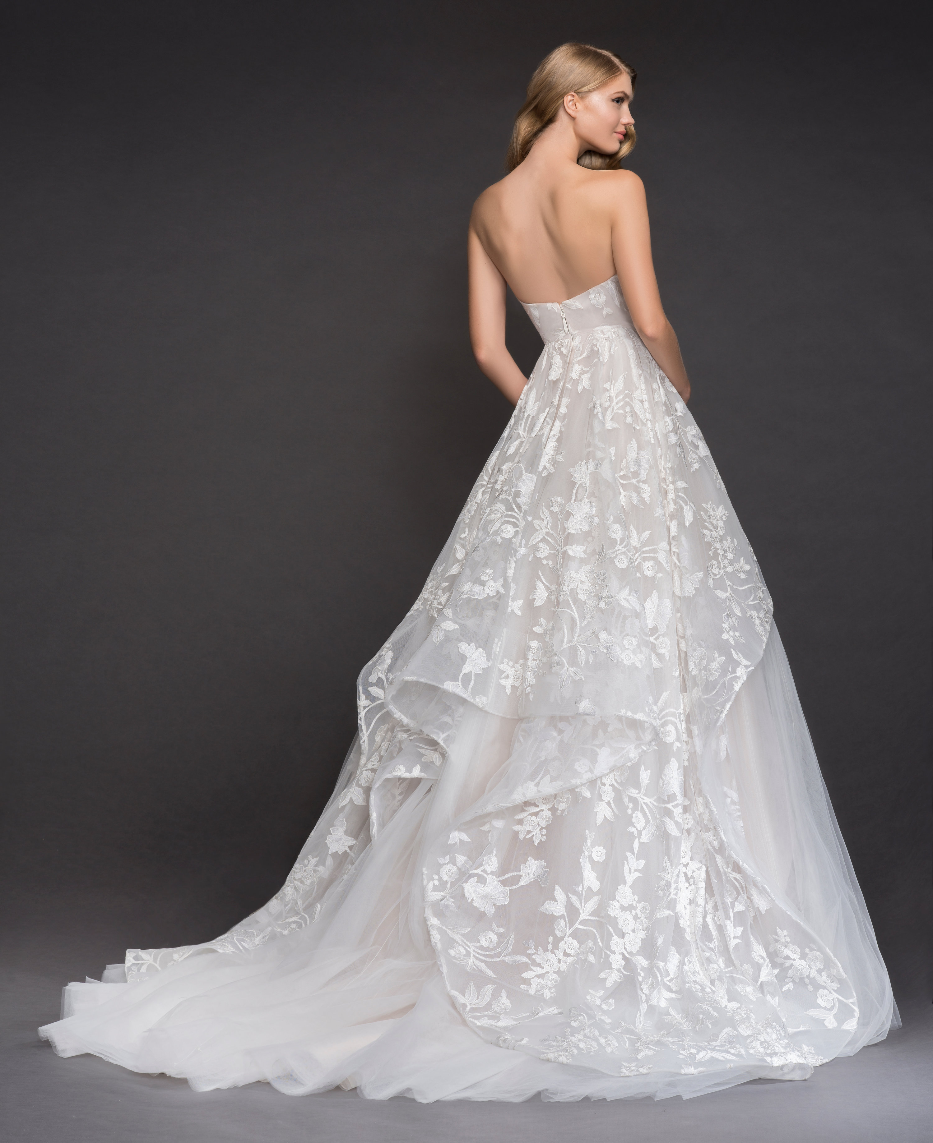 Bridal gowns and wedding dresses by jlm couture style for 1800 style wedding dresses