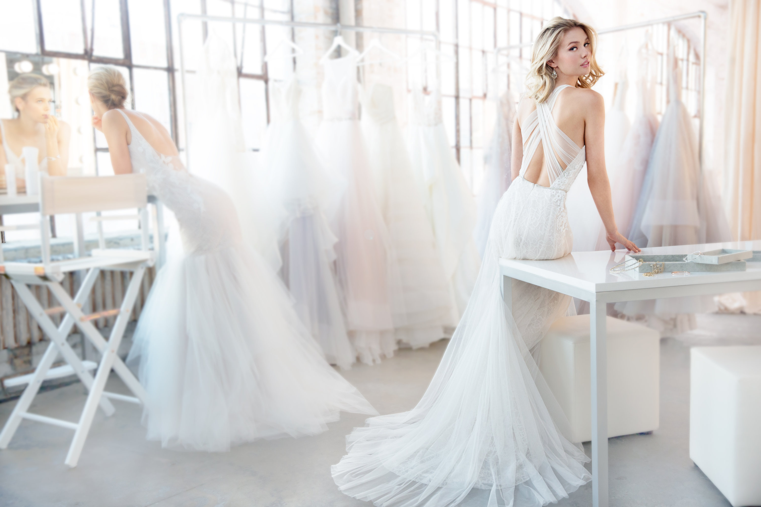 Bridal Gowns and Wedding Dresses by JLM Couture - Style 1803 Dawson