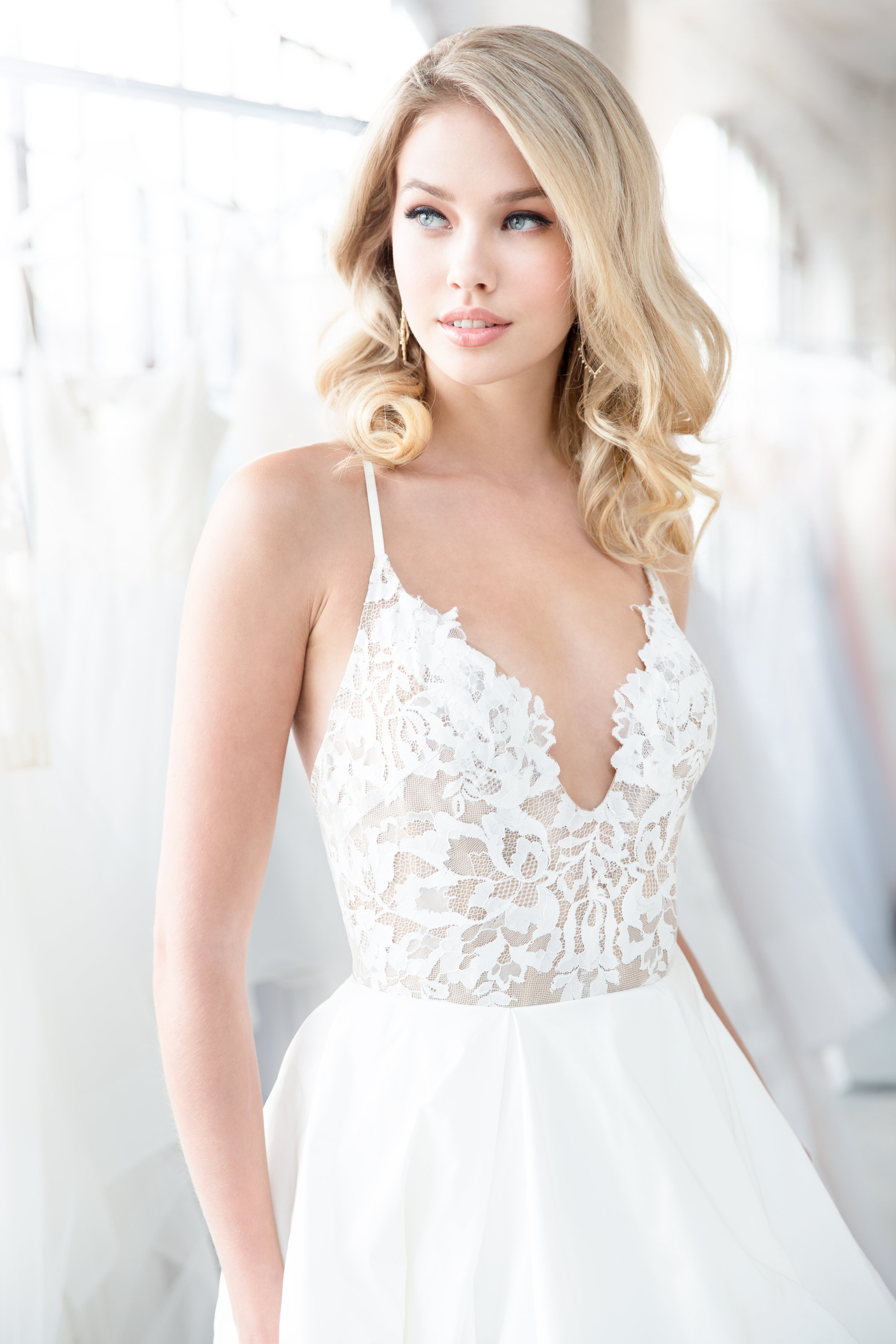 Bridal Gowns and Wedding Dresses by JLM Couture - Style 1804 Zuri