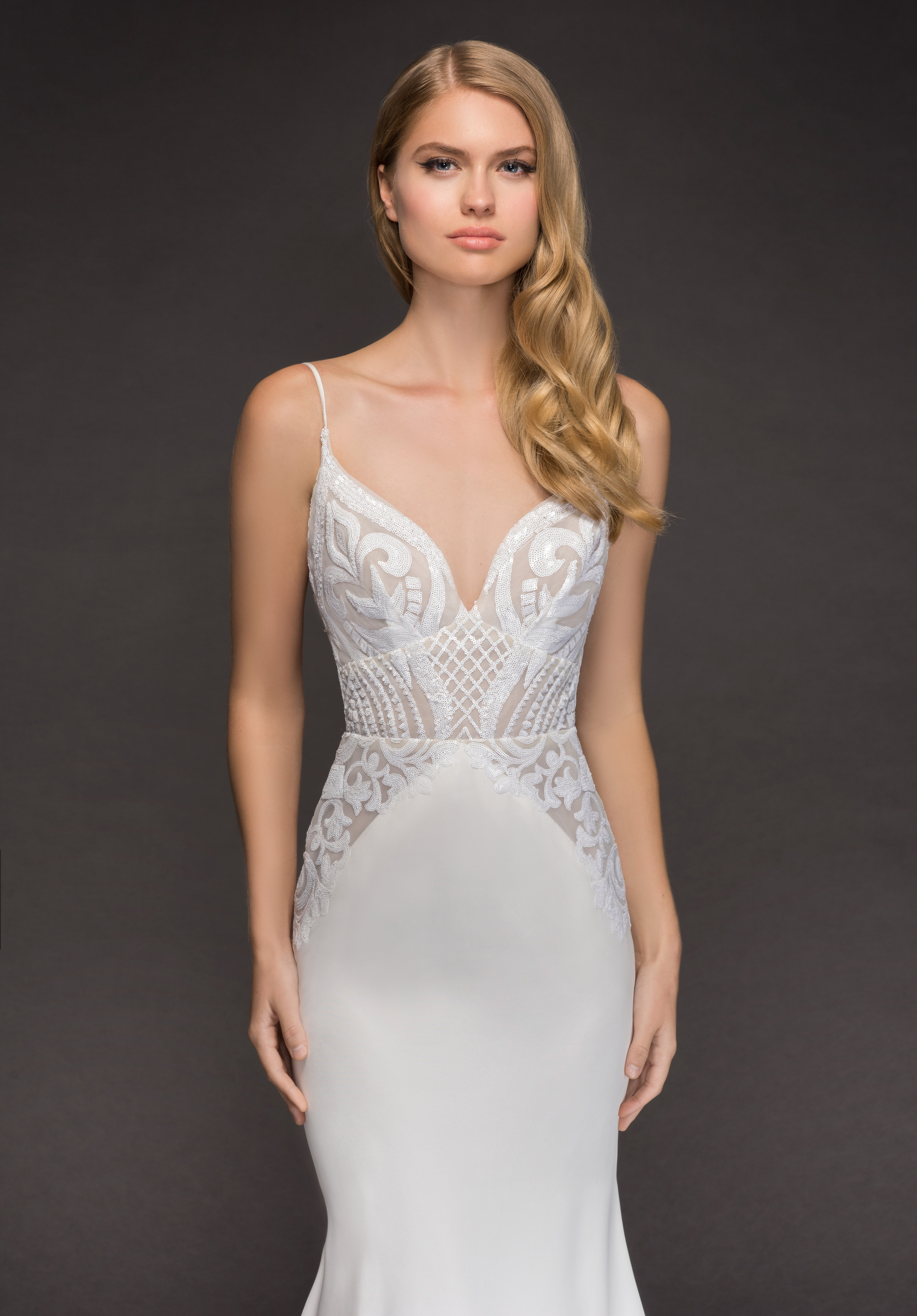 5ec70120439 Bridal Gowns and Wedding Dresses by JLM Couture - Style 1808 Xenia