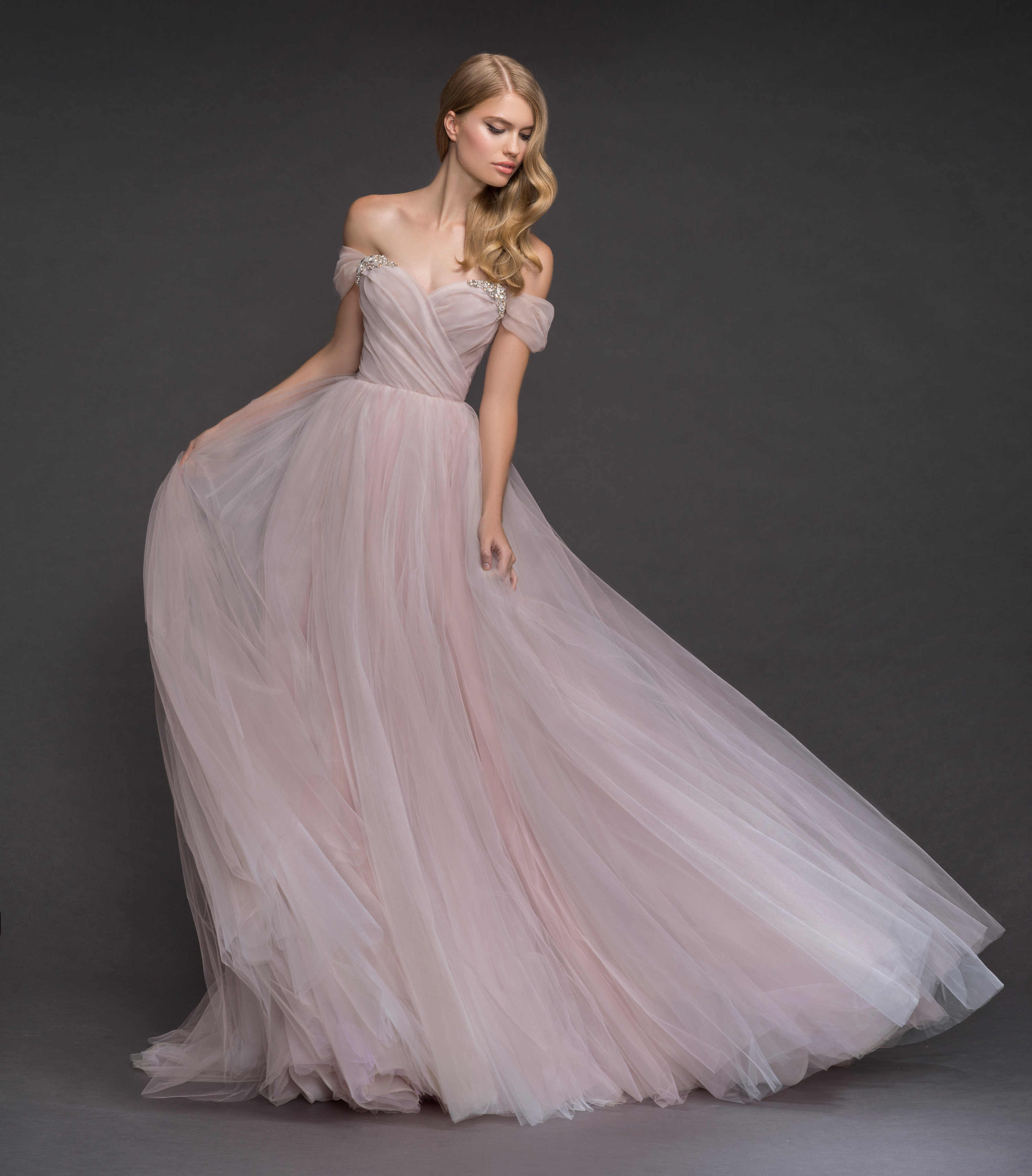Blush By Hayley Paige Style 1809 Milo Bridal Gown