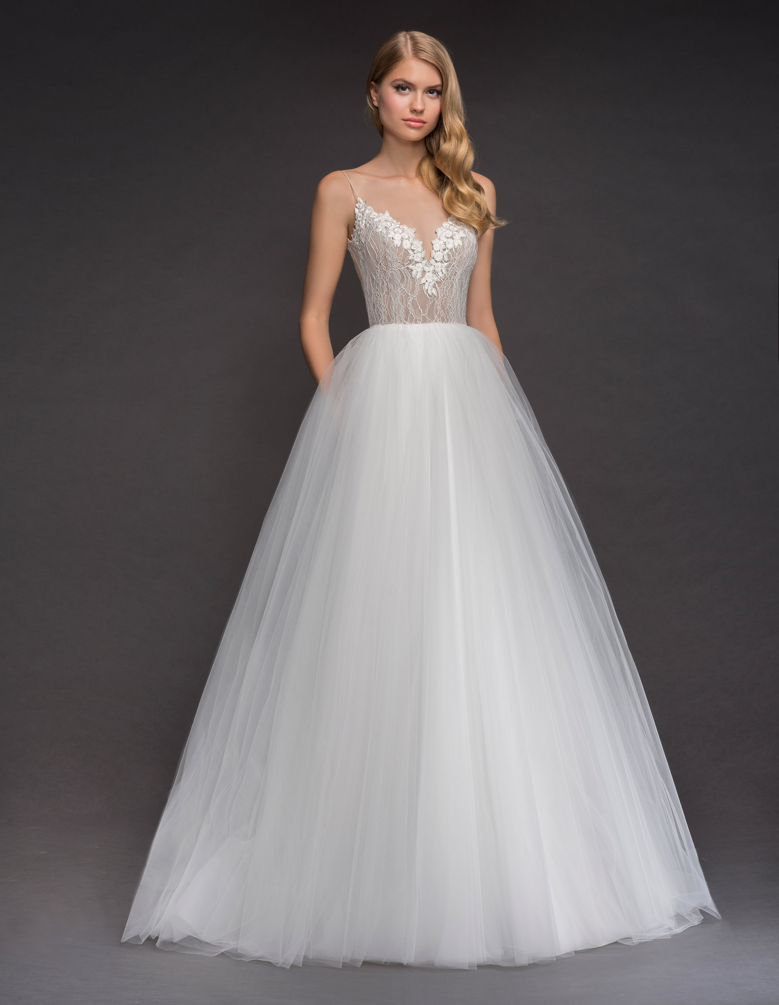 Bridal gowns and wedding dresses by jlm couture style for Santee alley wedding dresses